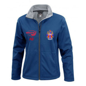 RS209Fkc - Ladies' Soft Shell Jacket