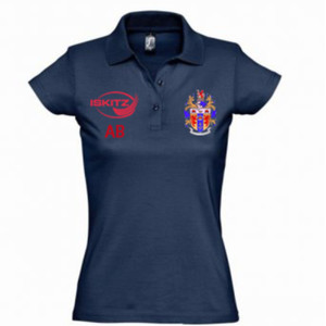 11376kc - Ladies Polo Shirt