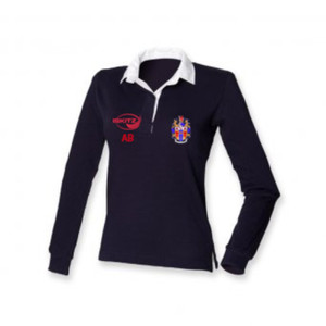 FR77kc - Ladies Rugby Shirt